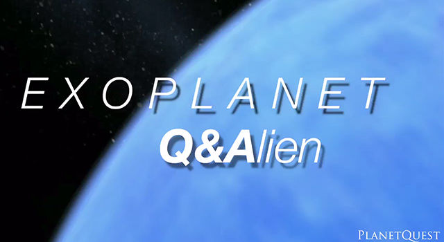 Q and Alien: What's in an Exoplanet Name?