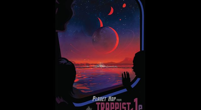 Exoplanet poster