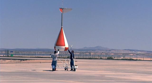 participants help test radar system for Phoenix