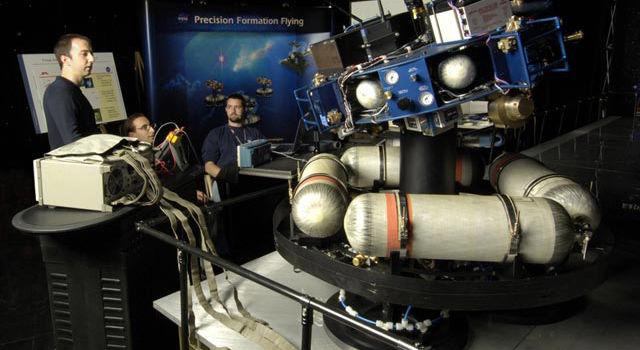 700-pound robot