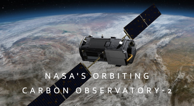 NASA's Orbiting Carbon Observatory (OCO)-2