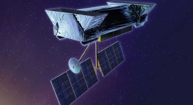 Artist's concept of Space Interferometry Mission