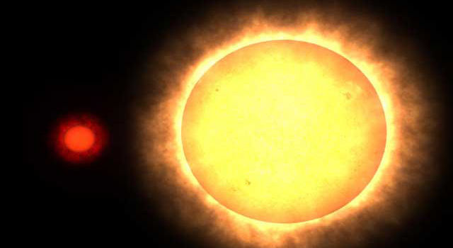 Newly Discovered Star May Be Third-Closest