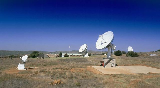 Satellite Applications Centre, Hartebeesthoek, South Africa