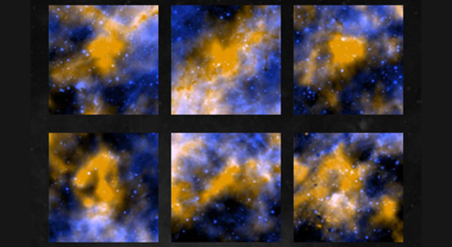 Citizens Capture Cosmic Clouds