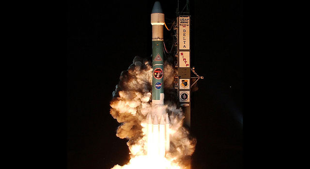NASA's Spitzer Space Telescope launches