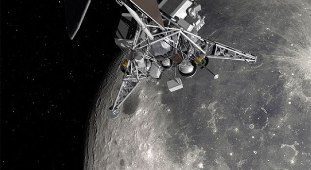 America's First Lunar Surveyor Turns 50