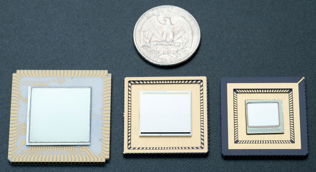 Sizing up High Operating Temperature Infrared Sensors