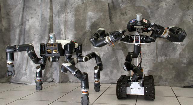 JPL's RoboSimian and Surrogate Robots