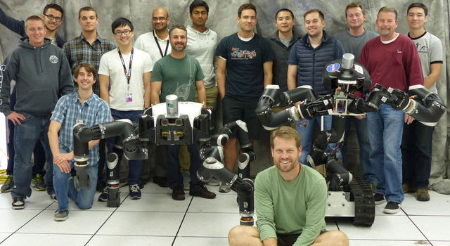 The JPL Team Behind RoboSimian and Surrogate