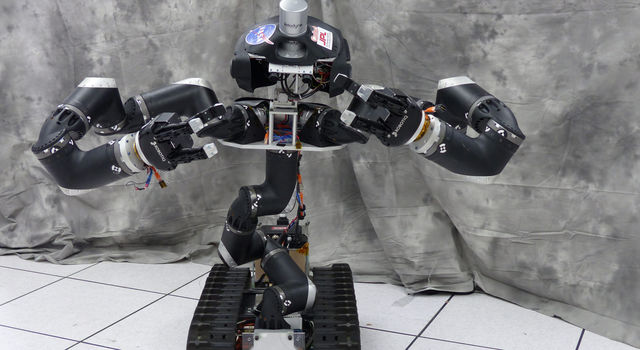 JPL's Surrogate Robot