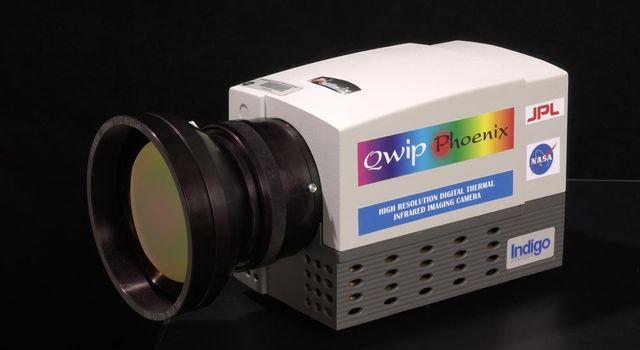 Latest 'Qwip' camera