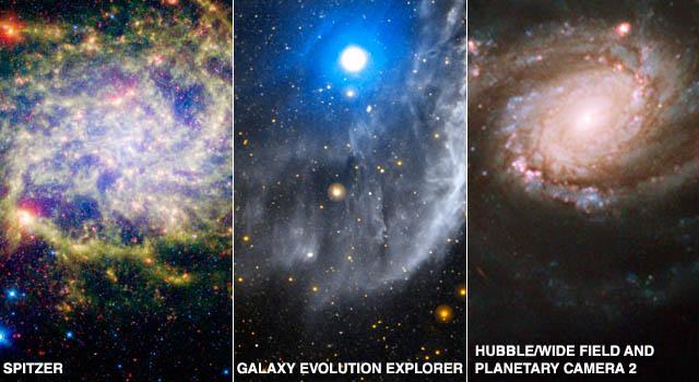 M33, Jupiter's Ghost and Arp 274