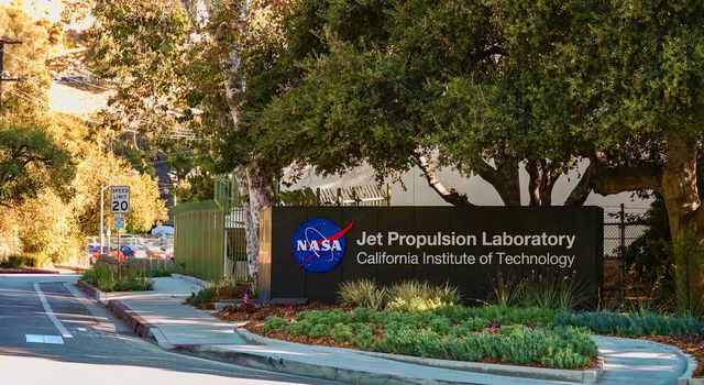 The first aerospace accelerator at NASA's Jet Propulsion Laboratory