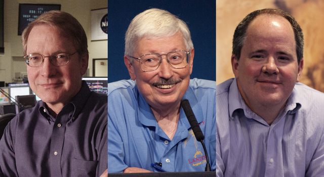 On a new list of the 100 most influential people on Earth, three work at JPL