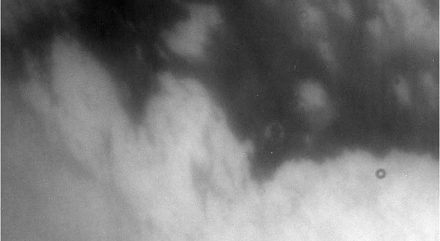 Titan close-up