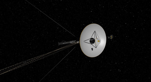 Voyager: 35 Years Later