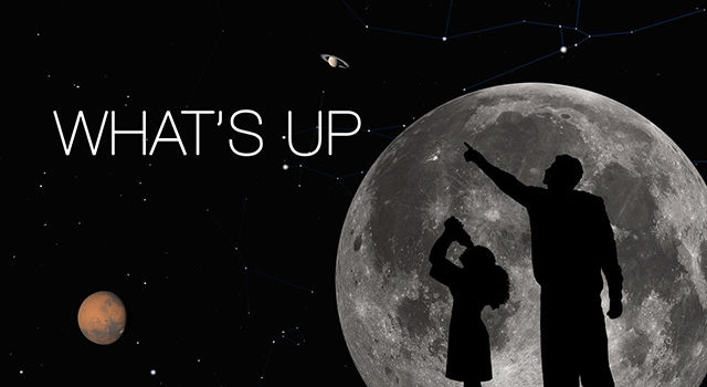 What's Up - October 2017