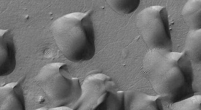 Wirtz dunes, Mars
