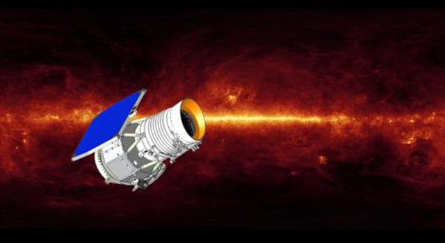 Wide-field Infrared Survey Explorer (Artist's Concept)