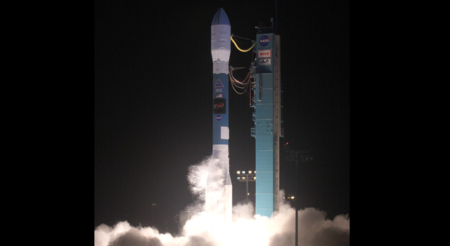 WISE launching from Vandenberg Air Force Base