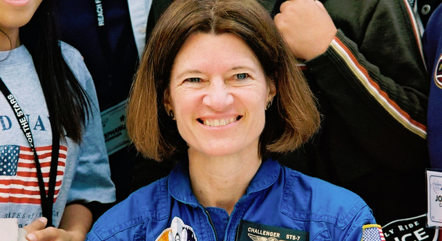 Sally Ride, Astronaut and Educator