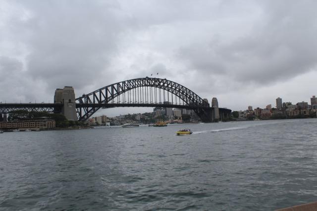 Circular Quay, Sydney.