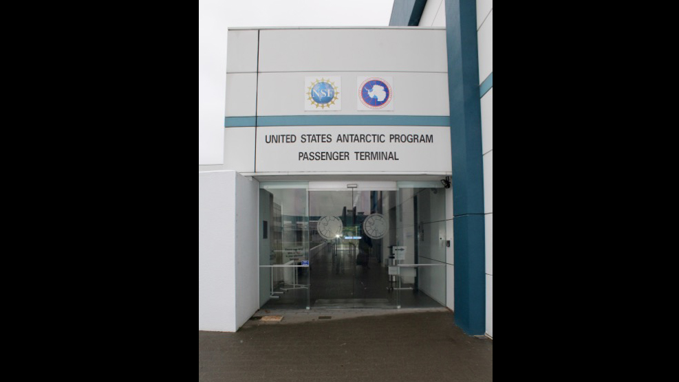 United States Antarctic Program Terminal