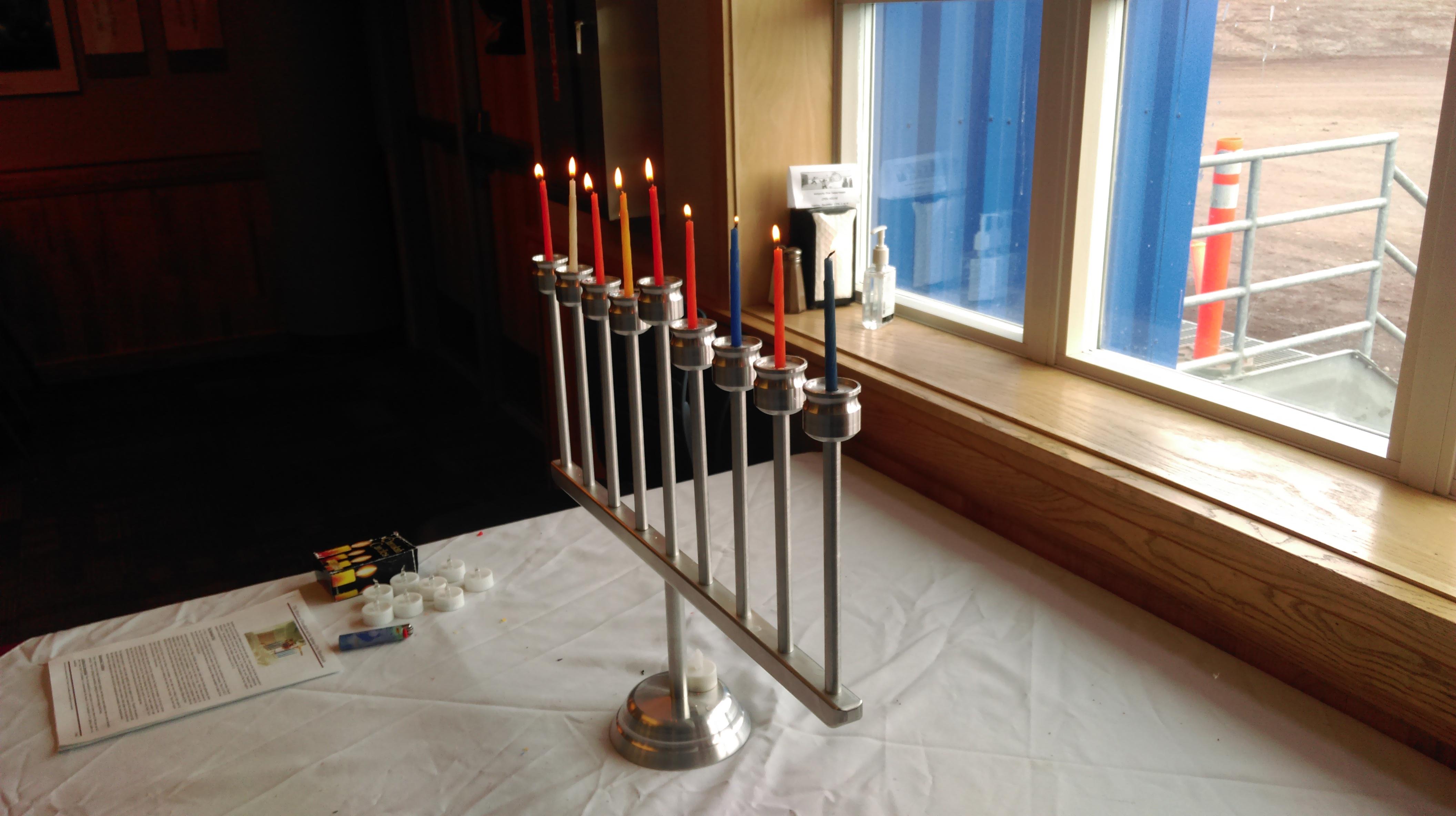last night of hanukkah 2019 - HD4224×2368