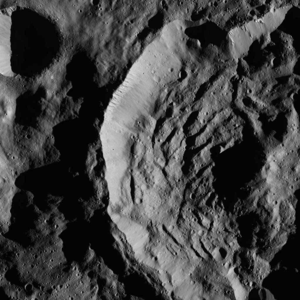 Sekhet Crater