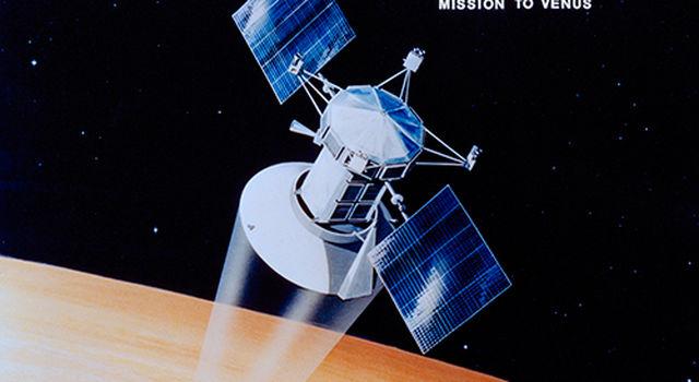 Magellan Mission to Venus