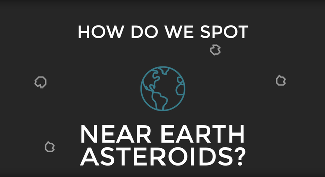 Student Video: How Does NASA Spot a Near-Earth Asteroid?