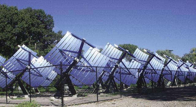 Think Green Utilizing Renewable Solar Energy Activity