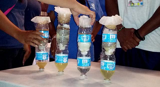 Educator Guide Water Filtration Challenge Nasa Jpl Edu