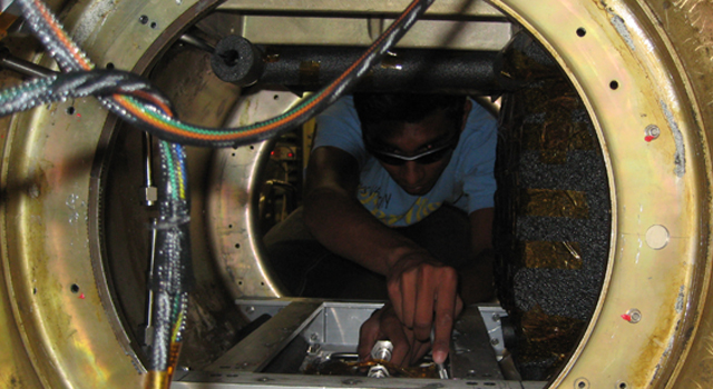 Deepak Atyam at JPL