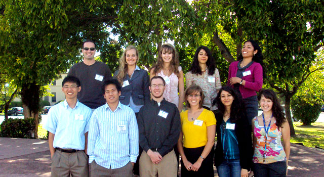 STAR fellows at JPL