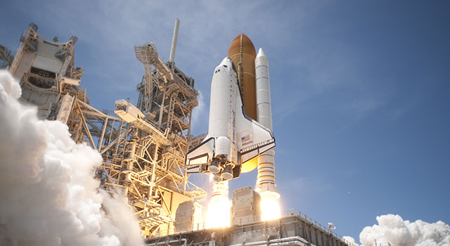 How Do We Launch Things Into Space?