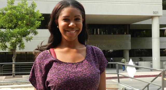 Ciara Lynton at JPL