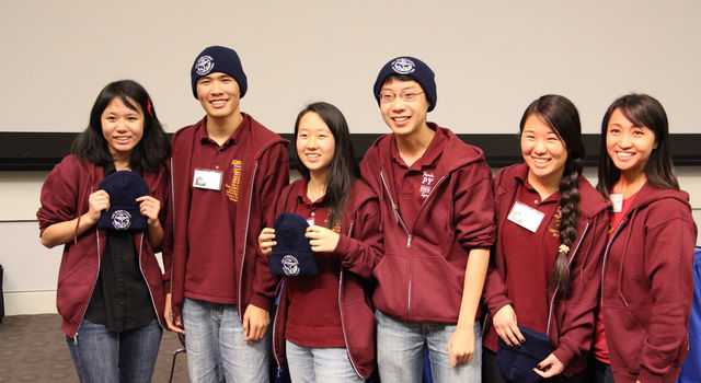 Arcadia High School's 2014 Ocean Bown team