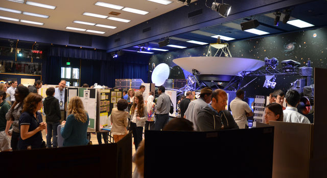 Science Fair Showcase at JPL