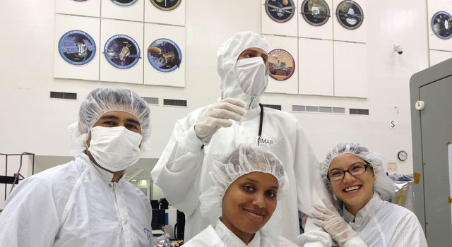 JPL Summer Interns and Fellows