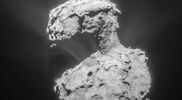 Comet 67P/Churyumov-Gerasimenko as imaged by Rosetta