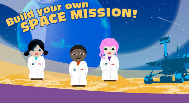 Build Your Own Space Mission Game