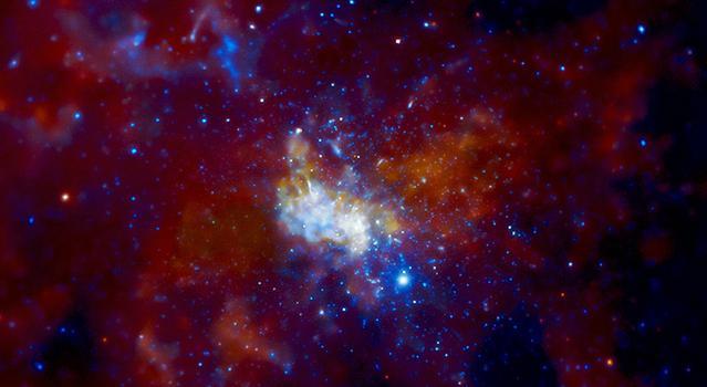 26,000 Light Years Away