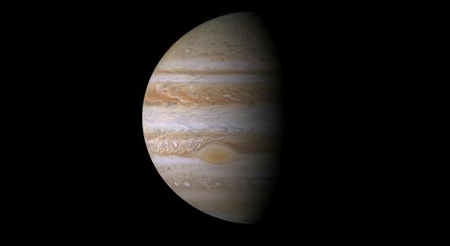 Cassini image of Jupiter