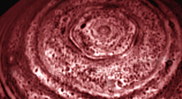 Taken In by Saturn's 'Hex'