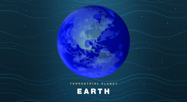 Illustration of Earth