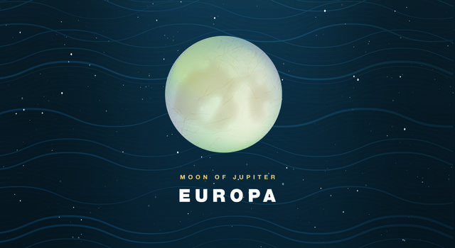 Illustration of Europa