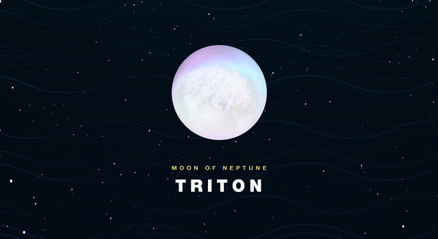 Illustration of Triton
