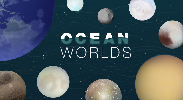 NASA Ocean Worlds Slideshow for Students